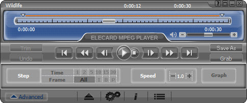 Elecard MPEG Player 6.0.40905.130827
