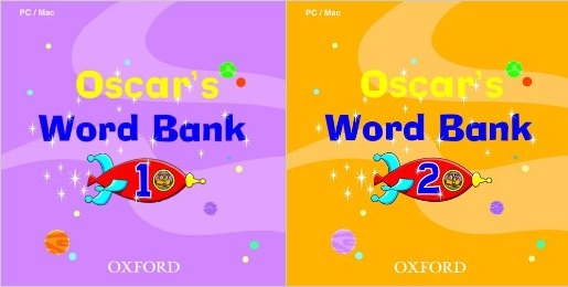 Oscar's Word Bank: Level 1 & 2