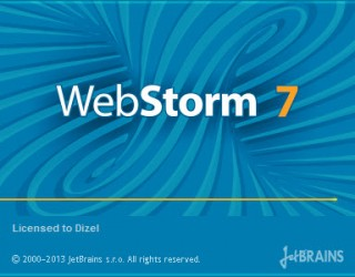 JetBrains WebStorm 7.0.2 Build 131.515 Win/Mac/Liniux