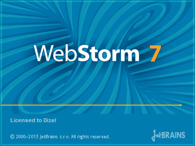 JetBrains WebStorm 7.0 Build 131.202 (Win/Mac/Linux)