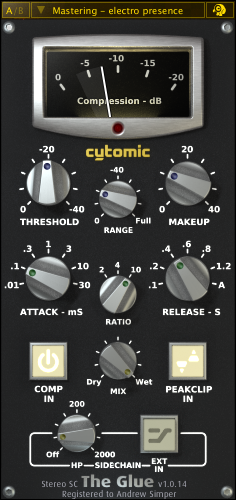 Cytomic The Glue v1.2.8