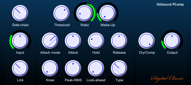 HASound PComp v1.1 9 (Win / Mac OS X)