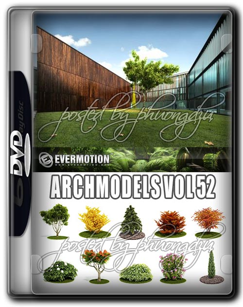 Evermotion Archmodels Vol 52 MAX + Textures
