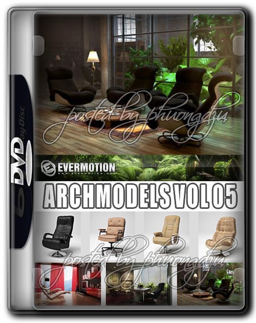 Evermotion Archmodels Vol 05