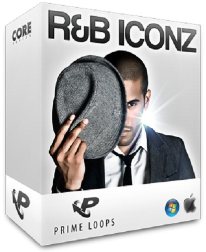 Prime Loops R&B Iconz MULTiFORMAT DVDR
