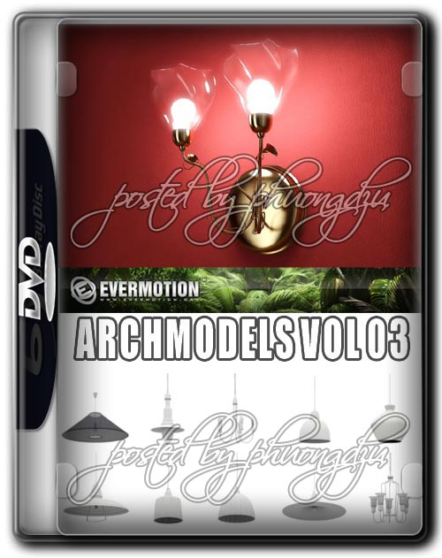 Evermotion Archmodels Vol 03