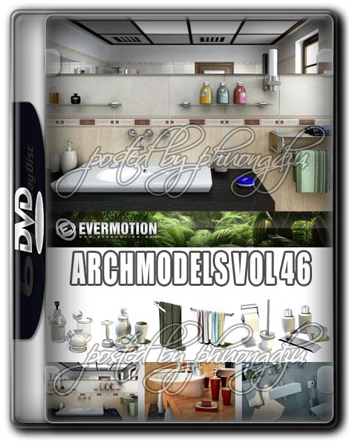 Evermotion Archmodels Vol 46 MAX + Textures