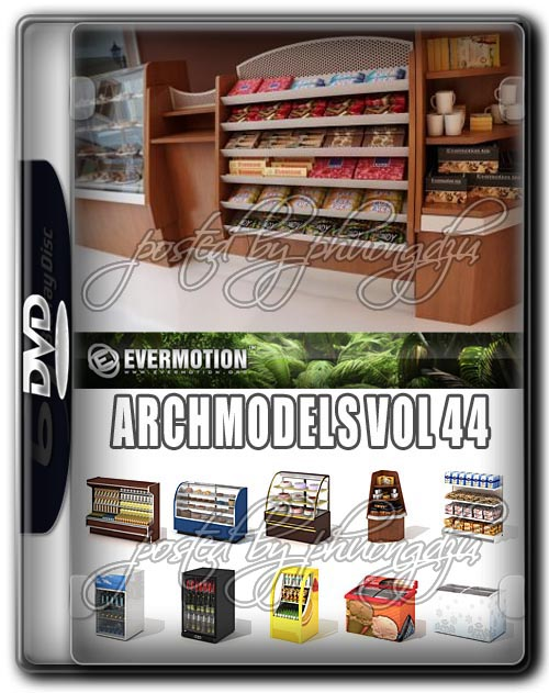 Evermotion Archmodels Vol 44 MAX + Textures