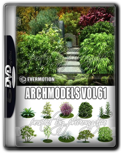 Evermotion Archmodels Vol 61 MAX + Textures
