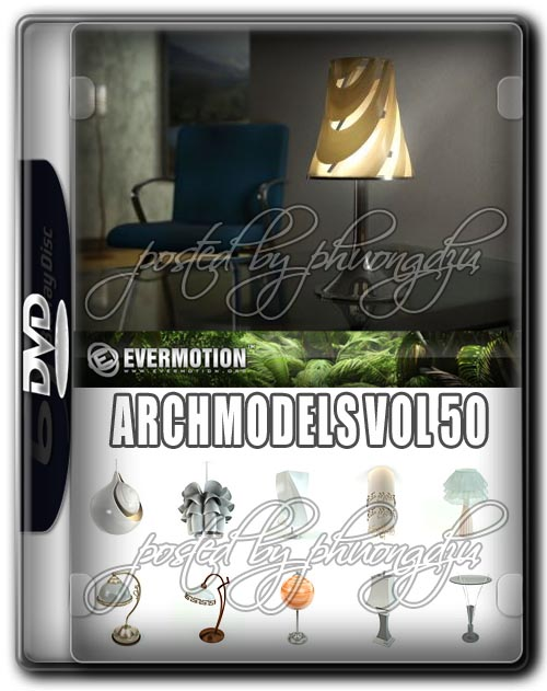 Evermotion Archmodels Vol 50 MAX + Textures