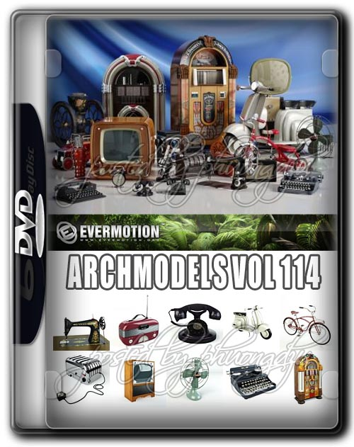 Evermotion Archmodels Vol 114 MAX