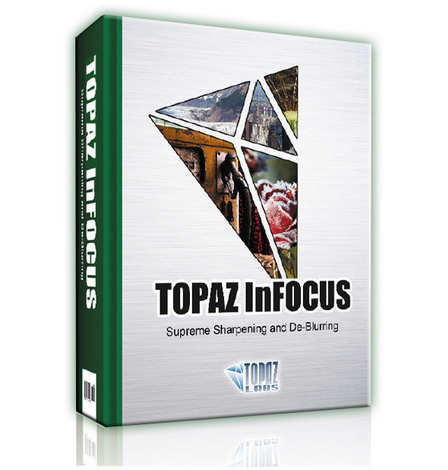 Topaz InFocus 1.0 for Photoshop