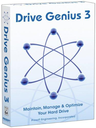 Drive Genius Boot DVD 3.1.1