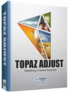 Topaz Adjust 5.0.0 for Adobe Photoshop