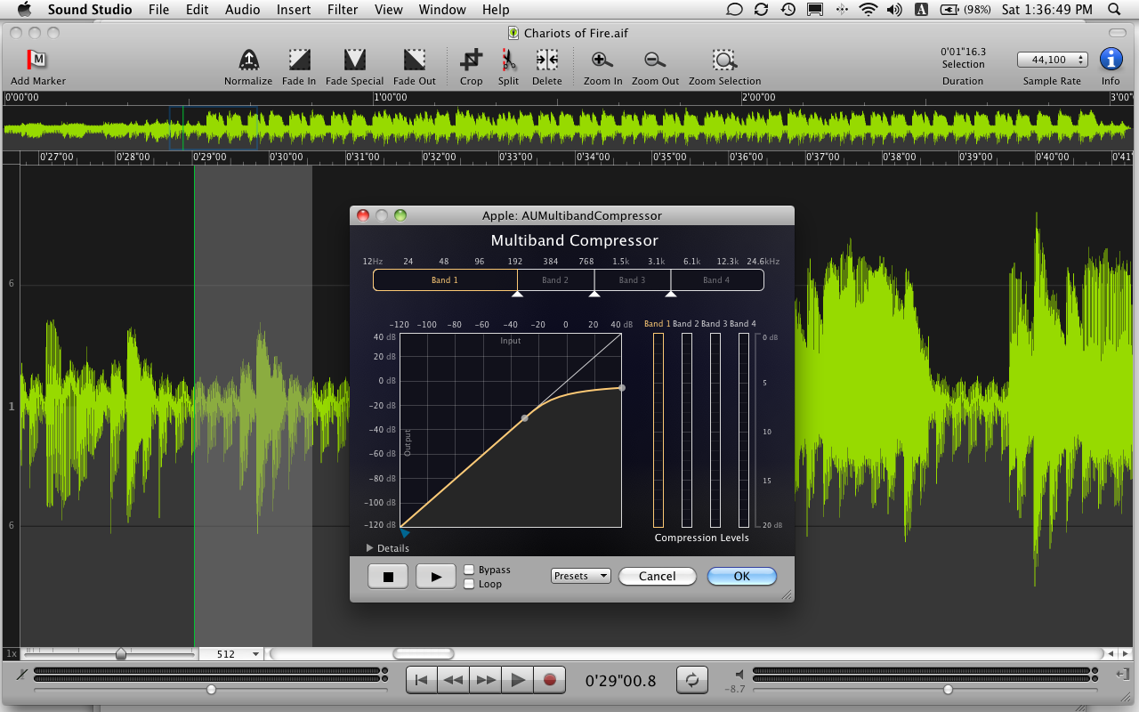 Sound Studio v4.2.2 Multilingual Mac OS X