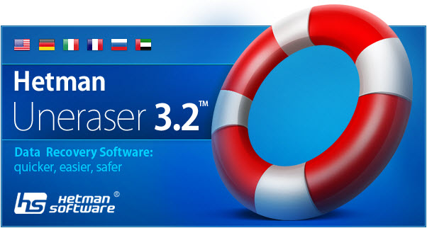 Hetman Uneraser 3.2 Multilanguage