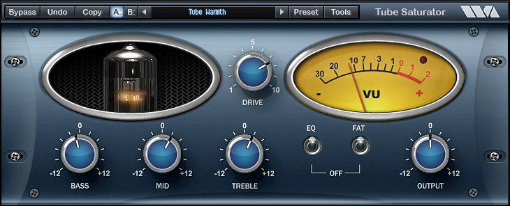 Wave Arts Tube Saturator v1.10