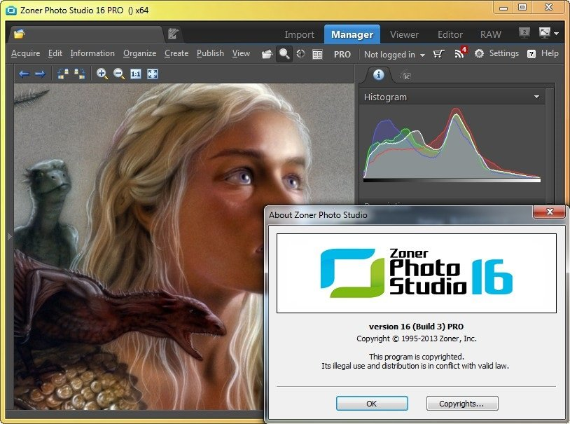 Zoner Photo Studio Pro 16.0.1.3