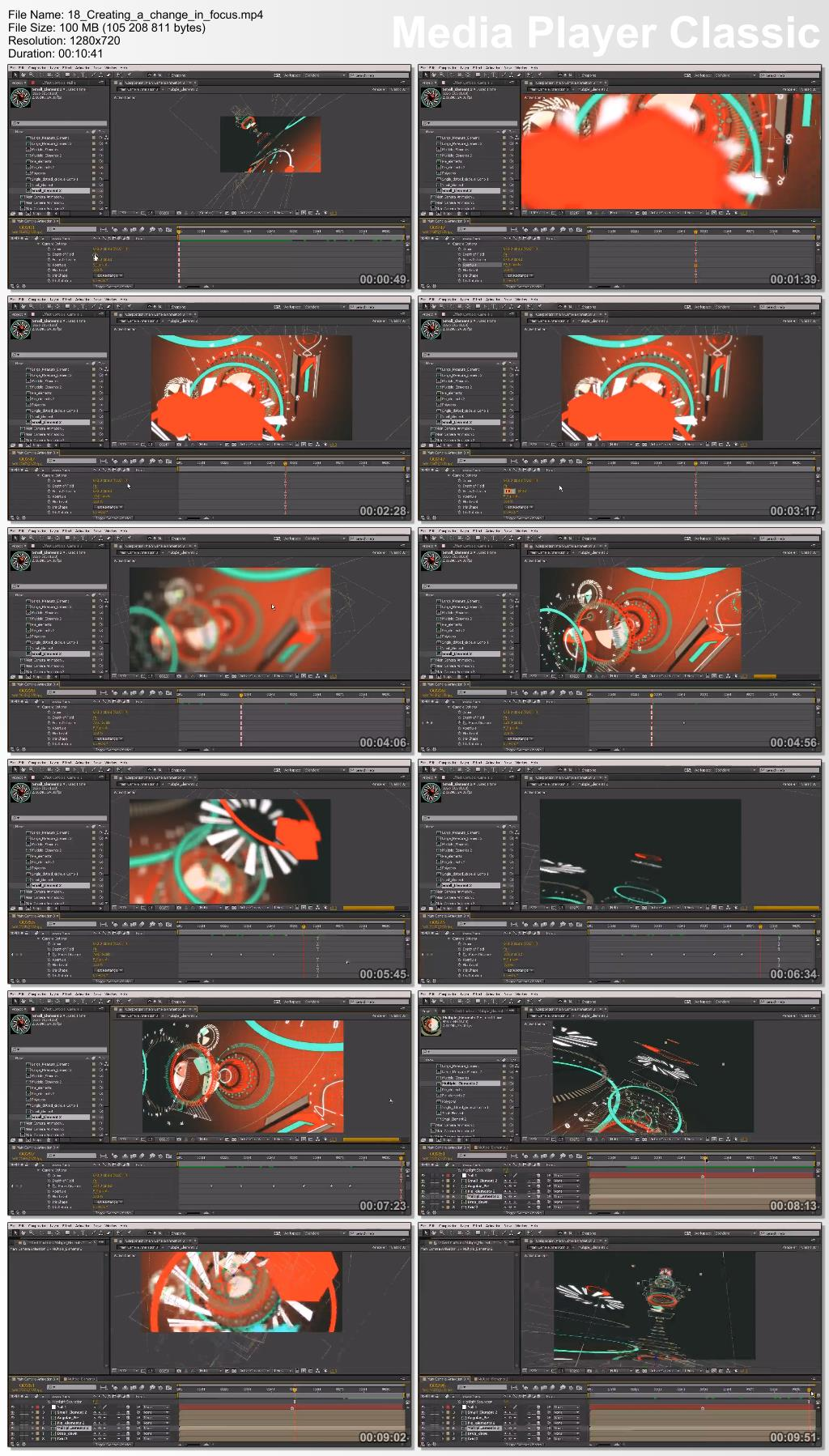Dixxl Tuxxs - Building a Rigged Camera Composition in After Effects