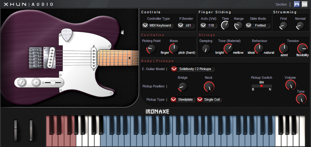 Xhun Audio IronAxe v1.2.1