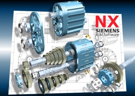 Siemens PLM NX 9.0.0 (64bit) with English Documentation