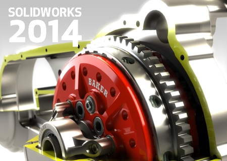 SolidWorks 2014 SP0.0