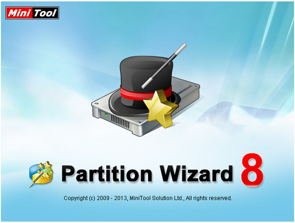 MiniTool Partition Wizard Server Edition 8.1.1