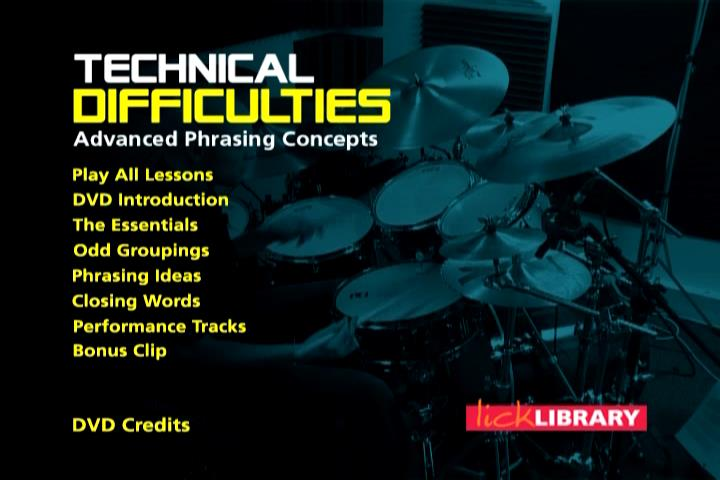 Lick Library - Technical Difficulties (2010) (Repost)