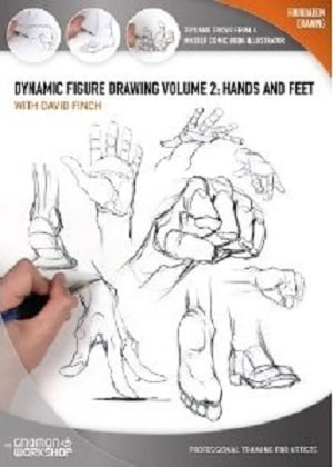 Dynamic Figure Drawing: Hands and Feet (2010)