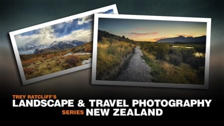 Kelby Training - Landscape & Travel Photography Series, New Zealand