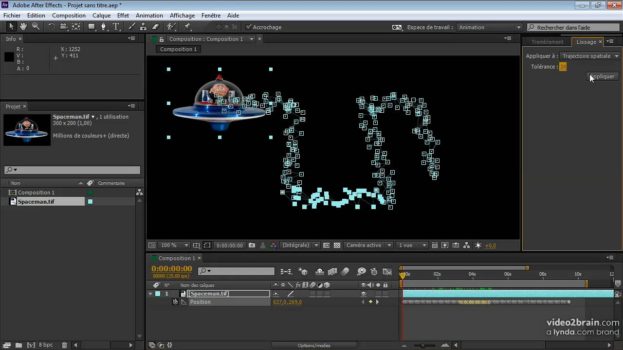 Les fondamentaux d'After Effects CC : L'animation