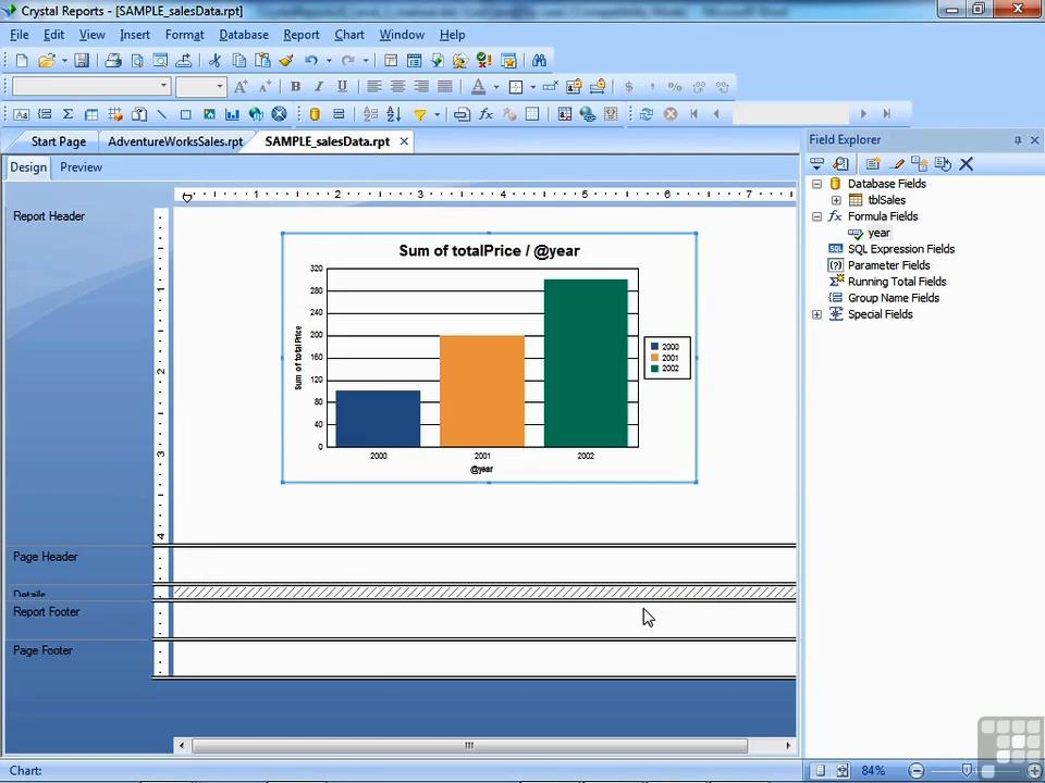 Infinite Skills - InfiniteSkills - Crystal Reports 2008 Training Video