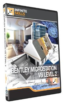 Infinite Skills - Bentley Microstation V8i Level 2 Training Video