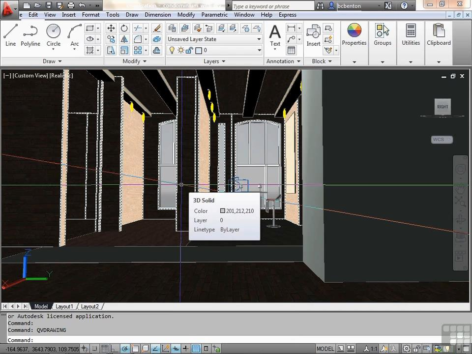 Infinite Skills - Learning AutoCAD 2012 Training Video