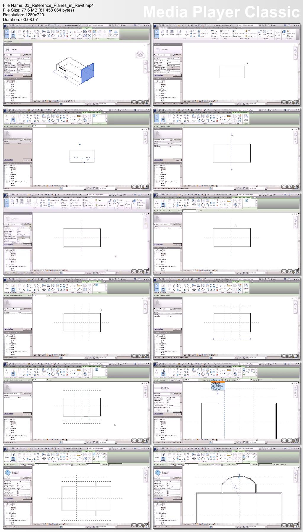 Dixxl Tuxxs - Work Planes and Reference Planes in Revit