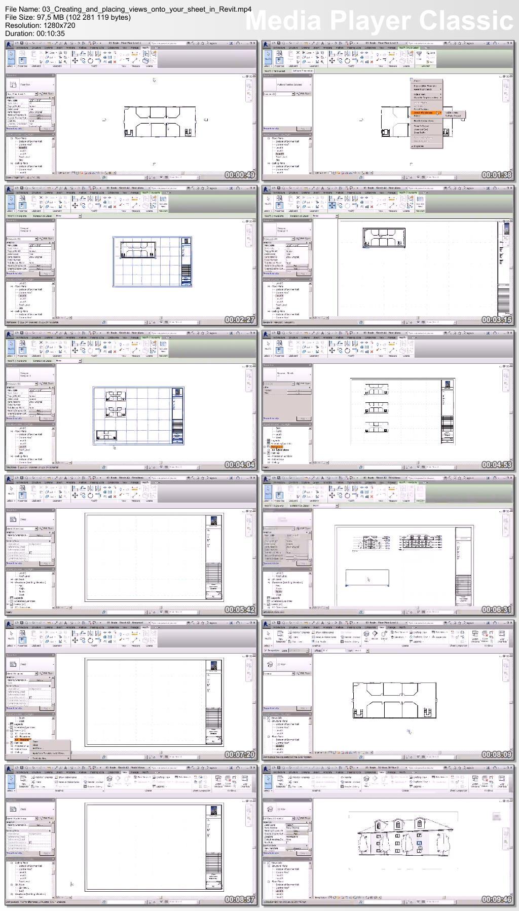 Dixxl Tuxxs - Working With Sheets in Revit