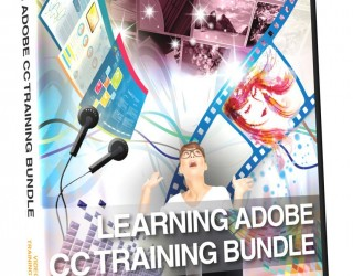 Adobe CC Training Bundle | Adobe CC产品系列教程合集