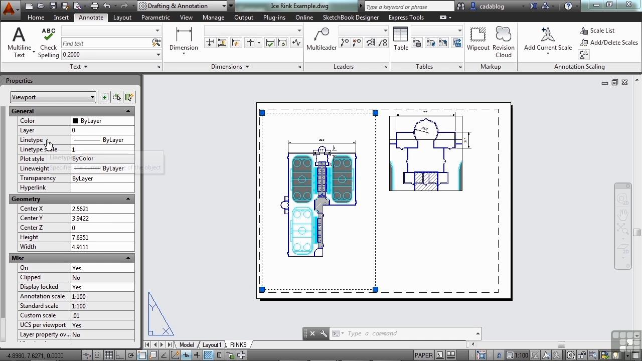 Infinite Skills - Autodesk AutoCAD LT 2014 Training Video
