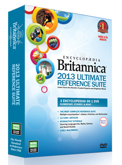 Encyclopaedia Britannica 2013 Ultimate Reference Suite ISO