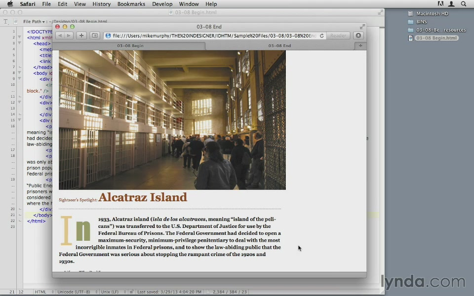 InDesign CS6 to HTML (2013)