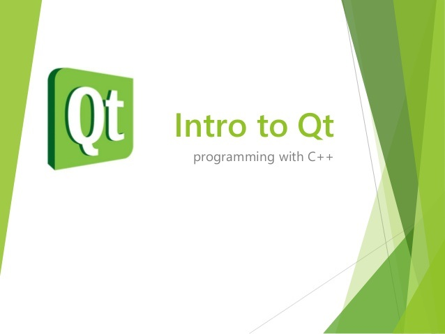 VoidRealms - The C++ Qt  training course (2011)