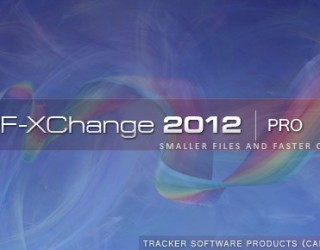 Tracker Software PDF-XChange 2012 Pro 5.5.308.2 Multilingual