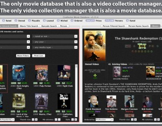 Coollector Movie Database 4.5.8 Retail MacOSX