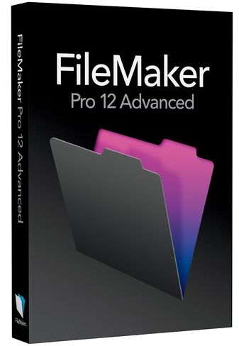 FileMaker Pro Advanced v12.0.4 Mac OS X