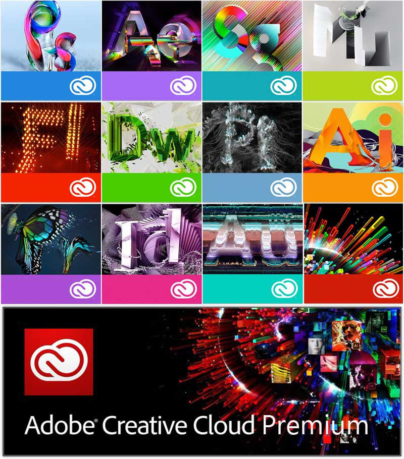 Adobe Creative Cloud Collection Premium 2013