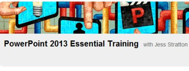 PowerPoint 2013 Essential Training