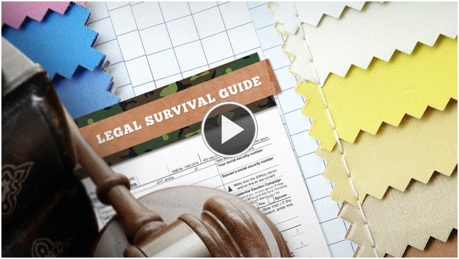 Legal Survival Guide for Creative Businesses