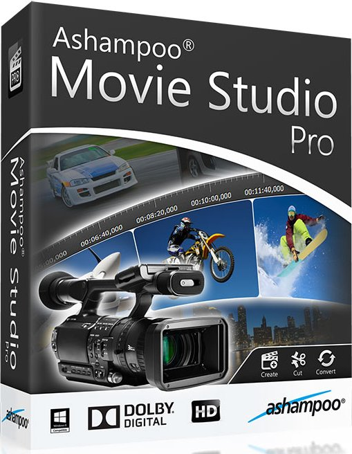 Ashampoo Movie Studio Pro 1.0.3.8 Multilingual