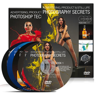 Karl Taylor - Advertising, Product & Still Life Photography Secrets