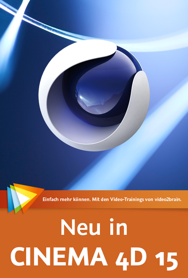 Neu in CINEMA 4D 15